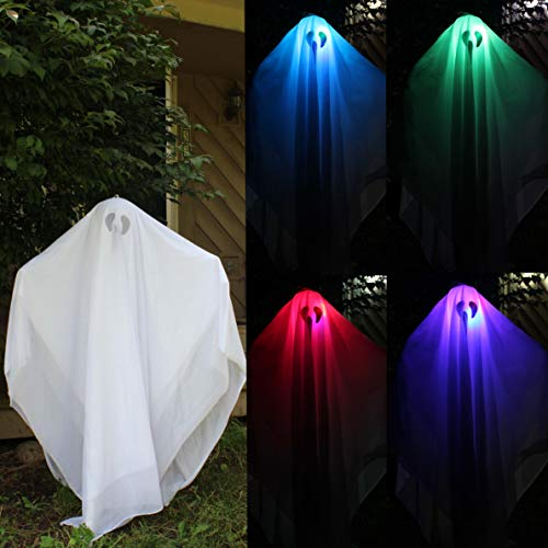 Light Up Outdoor Halloween Decorations