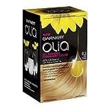 Garnier Olia Oil Powered Permanent Haircolor Light Golden Blonde 9.3 (Pack of 3)