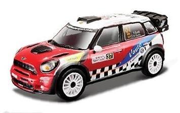 32 Wrc37 John 1 Works Mini Sordo Cooper Bburago Dani Rally QrthCsd