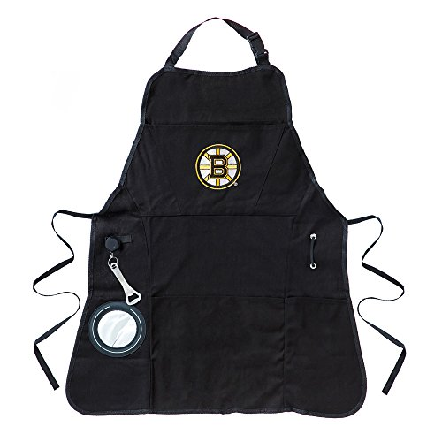 Evergreen Enterprises Apron (Team Sports America Boston Bruins Men's Grilling Apron)