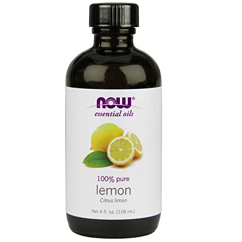 NOW Solutions Lemon Essential Oil, 4-Ounce by NOW Foods
