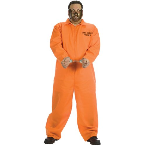 Cell Block Psycho Costume - Standard - Chest Size 33-45]()