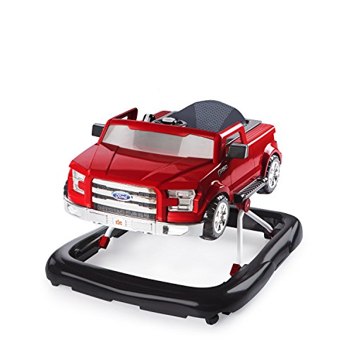 Bright Starts 3 Ways To Play Walker Ford F 150  Red