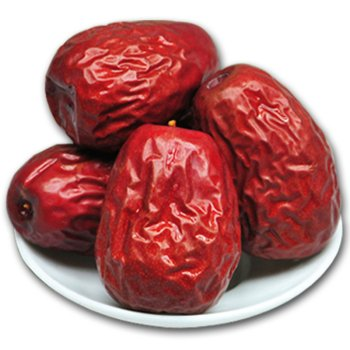 4 Pack of 1LB (withSeed) ALL NATURAL GROWN ORGANICLLY Dried JUJUBE DATES,Dates,CHINESE DATES,US SELLER,Fresh and best quality guarantee,UNBEATABLE QUALITY AT THIS PRICE!! HAND SELECTED by PowerNutri Shop (Image #2)