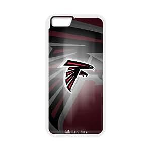 Atlanta Falcons Team Logo iPhone 6 4.7 Inch Cell Phone Case White Fantistics gift A_110187