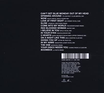 Boombox: Kylie Minogue: Amazon.es: Música