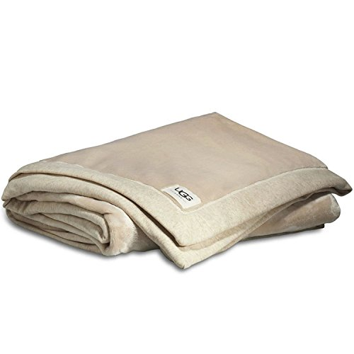 Price comparison product image UGG Duffield Throw - Oatmeal Heather