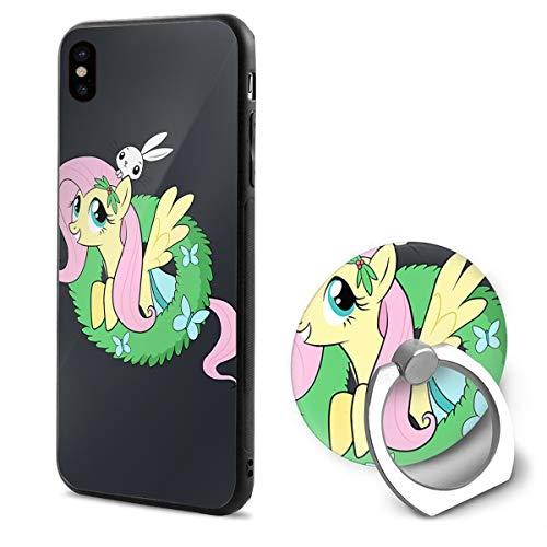 BAIXRU Fashion Fluttershy My Little Pony IPhone X