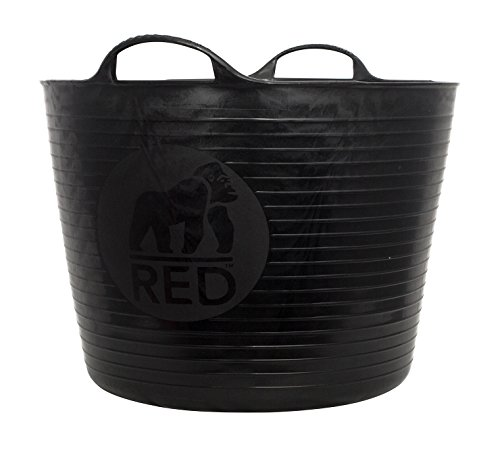- Tubtrugs SP42GBK Flexible Black Gorilla Large 38 Liter/10 Gallon Capacity