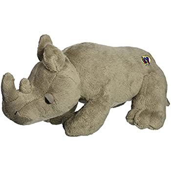 Webkinz African Black Rhino Plush, 8.5