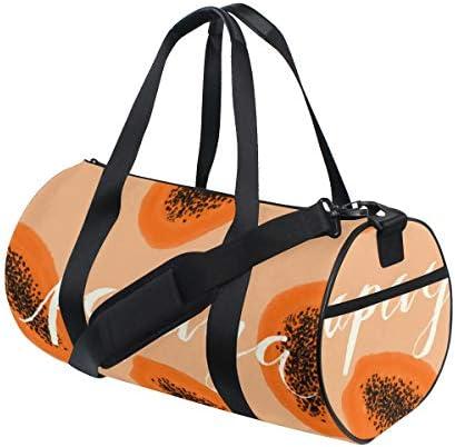 ボストンバッグ パパイヤ柄 ジムバッグ ガーメントバッグ メンズ 大容量 防水 バッグ ビジネス コンパクト スーツバッグ ダッフルバッグ 出張 旅行 キャリーオンバッグ 2WAY 男女兼用