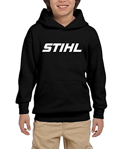 ReRabbit STIHL Hoodie For Boys XL Black by ReRabbit