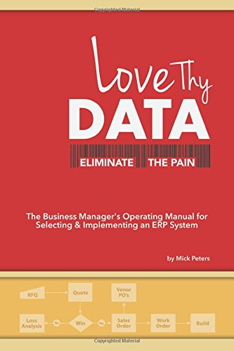 Love Thy Data: & Eliminate the Pain - Mrp Software