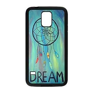 the Case Shop- Dream Catcher TPU Rubber Hard Back Case Cover Skin for Samsung Galaxy S5 I9600 , s5xq-02