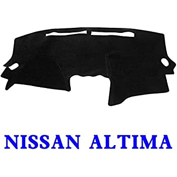 ACUMSTE Dashmat Dash Mat Dashboard Cover Pad Sun Shade Fit for Nissan Altima 2007-2012