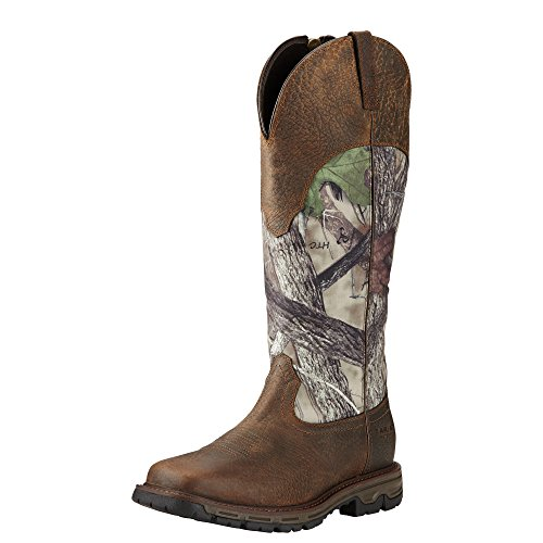 Ariat Men's Conquest Snakeboot H2O Hunting Hunting Boot