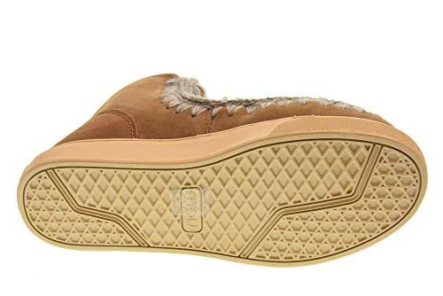 Dkst Stivaletto Eskimo Mini 39 Mou Taglia Sneakers Cammello Donna w5tvtUqX