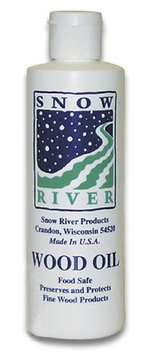 Snow River 32-Ounce Wood Oil by Snow River