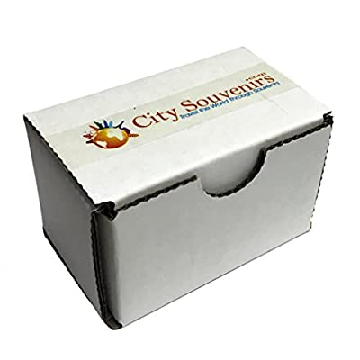I Love NY Shot Glass, Officially Licensed New York City Shot Glasses from NYC in Gift Box