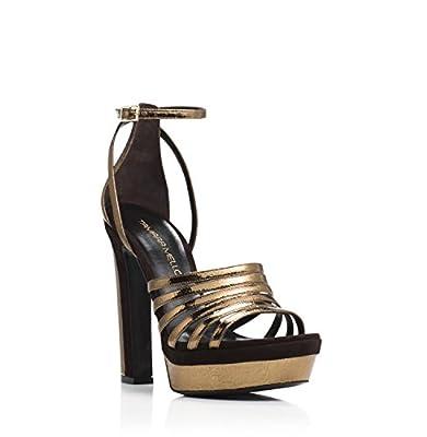 Tamara Mellon Chief Designer Jimmy Choo Supreme Sandals
