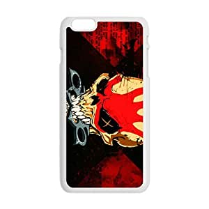 Blood Skull Cell Phone Case for Iphone 6 Plus Kimberly Kurzendoerfer