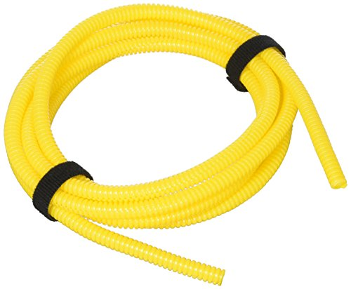 Taylor Cable 38091 Yellow Convoluted Tubing