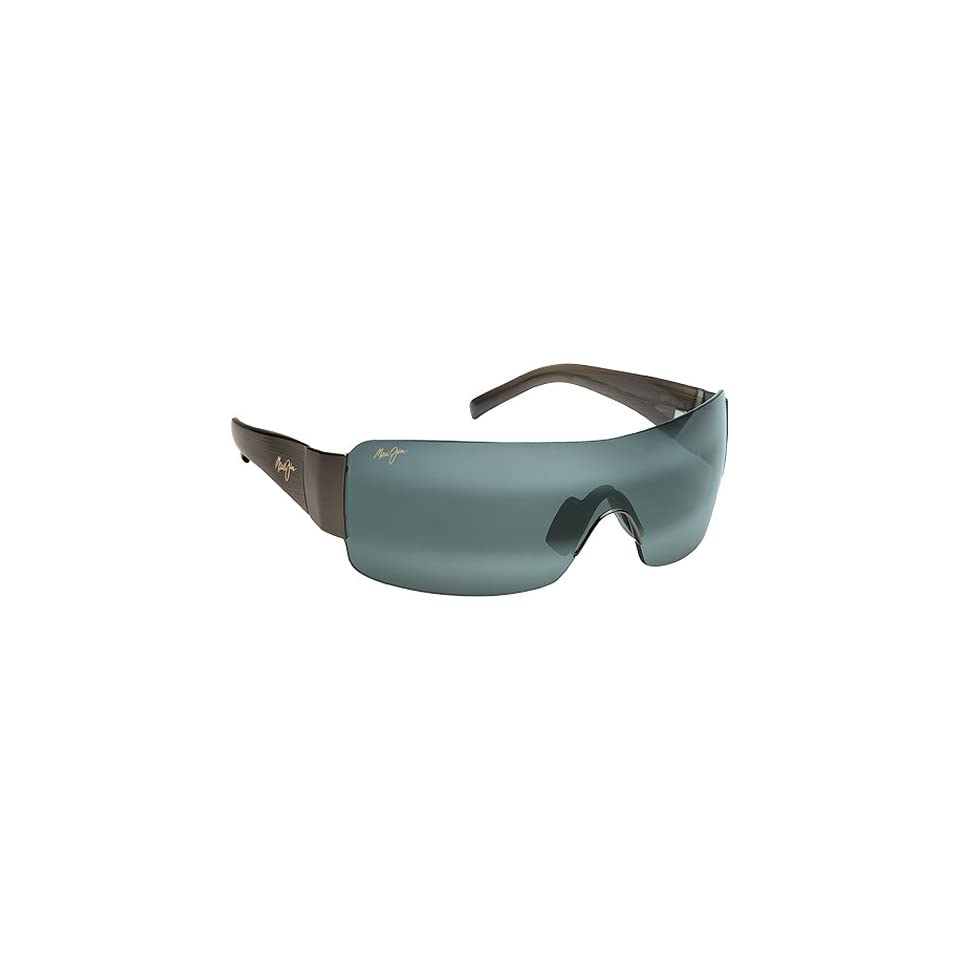 Maui Jim Sunglasses Honolulu Adult Polarized Eyewear   Gunmetal/Neutral Grey / One Size Fits All
