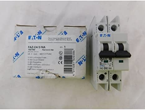 NEW IN BOX EATON CORPORATION FAZ-C4//2 FAZC42
