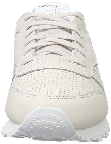Mujer Zapatillas para White Grey Skull Lilac Classic Leather Silver Beige Fbt Reebok Met Ash 6qwnXFRAxx