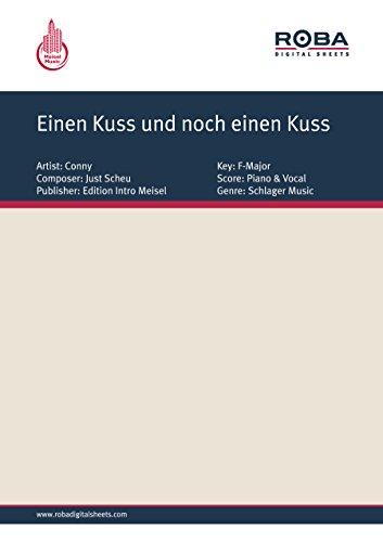 Einen Kuss und noch einen Kuss (German Edition)
