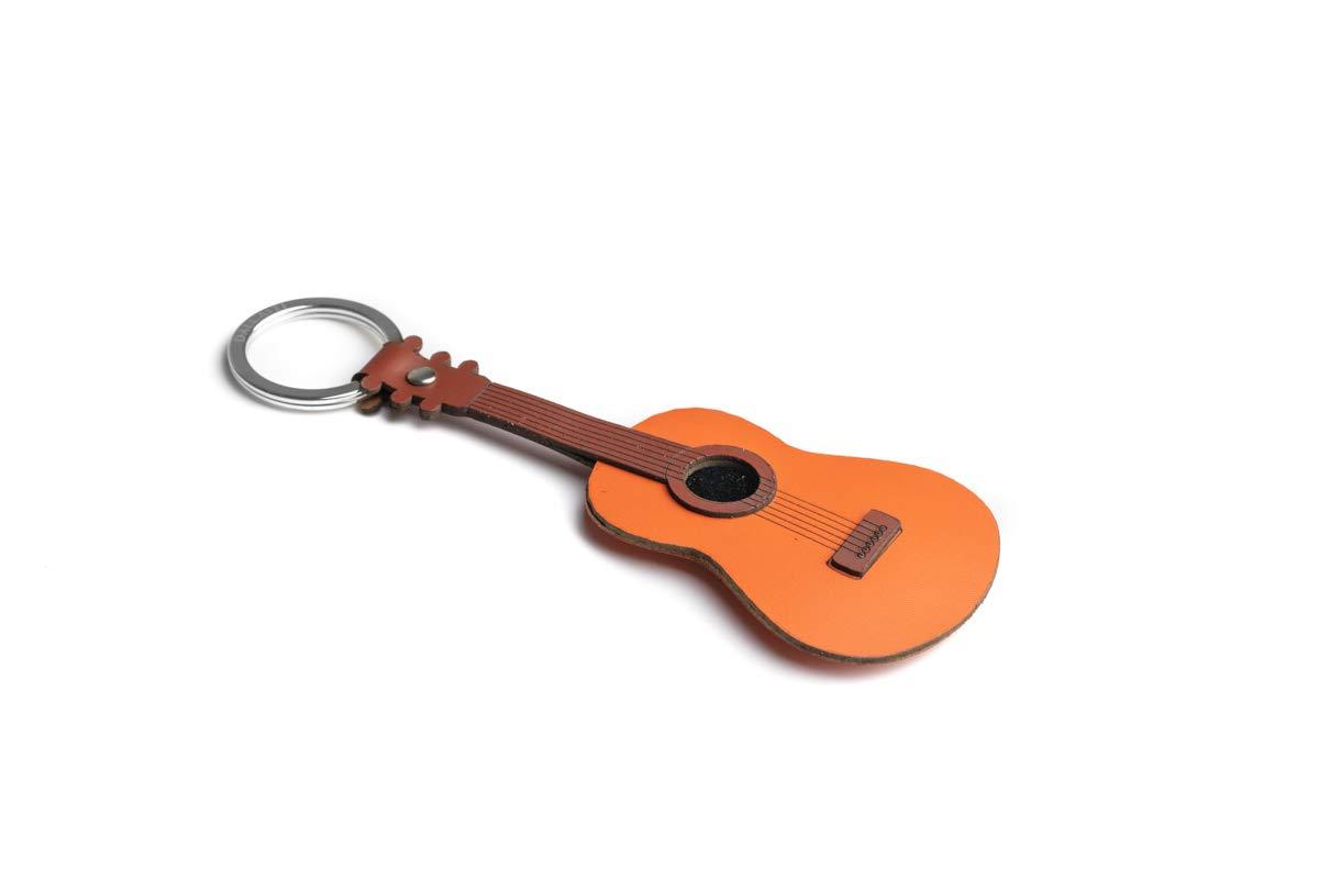 Dallaiti Design - Llavero de Guitarra clásica Fabricado en ...
