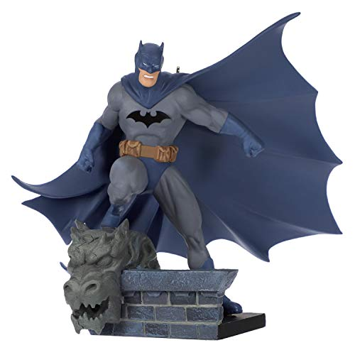 Hallmark Keepsake Christmas Ornament 2019 Year Dated DC Comics Batman,
