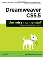 Dreamweaver CS5.5: The Missing Manual Front Cover