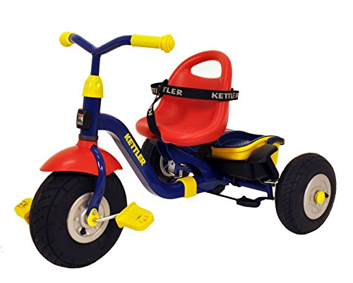 Kettler Happy Air Navigator Fly Convertible Tricycle with...