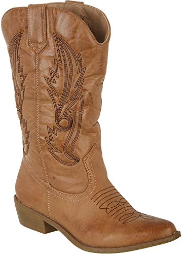 Coconuts By Matisse Women's Gaucho Boot,Tan,7.5 M US