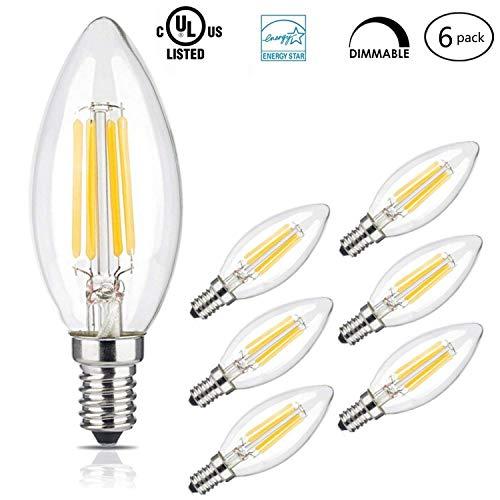 Led Light Bulb For Chandelier in US - 7