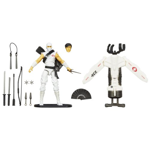 "G.I. Joe Retaliation Ultimate Storm Shadow 3.75"" Action Figure"