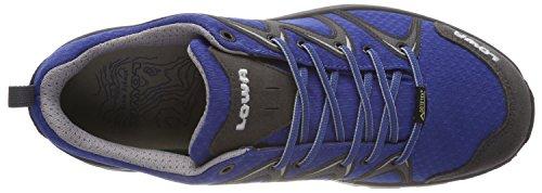 Bleu Innox Homme Grau 6030 Lo GTX Hautes Chaussures de Randonnée Blue Lowa 8Bd0q8