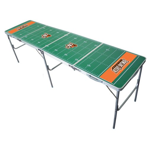 Bowling Green Falcons 2x8 Tailgate Table by Wild Sports