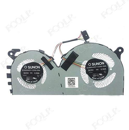 FCQLR Compatible para XIAOMI 13.3 Laptop CPU enfriamiento ...