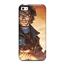 Tpu Fashionable Design Fable Video Game Other Rugged Case Cover For Iphone 5c New
