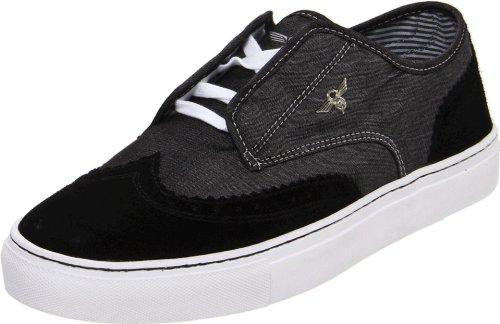 Creative Recreation Menns Defeo Sneaker Svart / Chambray / Svart