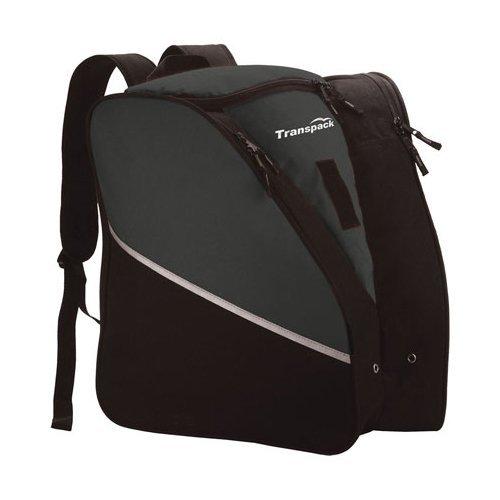(Transpack Alpine Jr Boot Backpack Black OS)