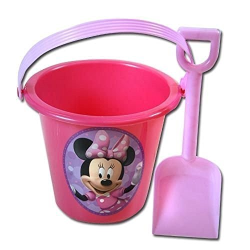 Minnie Bowtique Sand Bucket and Shovel -