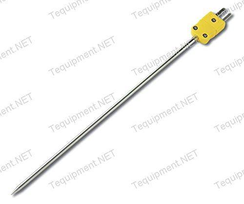 8 Stem TPI FK13M Heavy Duty K Type Immersion Probe for use with HK11M Handle