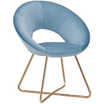Amazon Com Eggree Mid Century Modern Accent Chairs Velvet