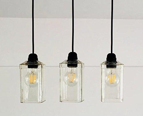 29c966cf9947 Amazon.com: Industrial Light fixture - Chandelier - Ceiling Lamp ...