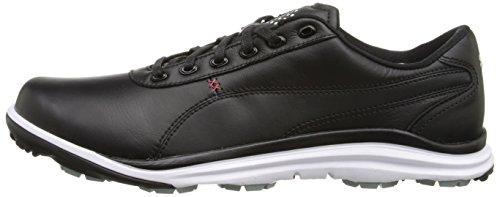d1051546e967b2 PUMA Men s Biodrive Leather WB Golf Shoe