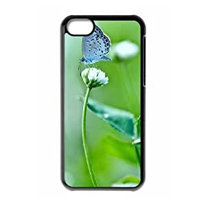 Butterfly Use Your Own Image Phone Case for iphone 5/5S,customized case cover ygtg523414