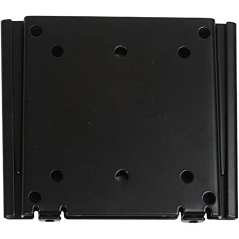 VideoSecu LCD LED Monitor TV Wall Mount for 19 20 22 23 24 26 27 30 32 Flat Panel Screen Maximum Loading 66lbs VESA 75//100 Ultra Thin Mount Bracket 1EA